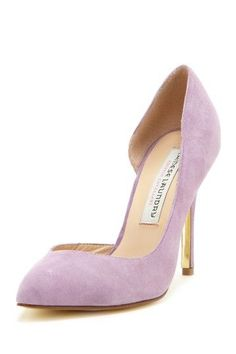 Oh my lavender LOVE. YOU may be my wedding shoes.