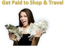 Best deals online. Better still find out how to get paid to shop and travel! Free $10 bonus at sign up