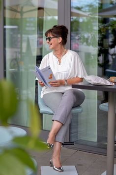 LOOK OF THE WEEK - Sommertime - www.lady50plus.de