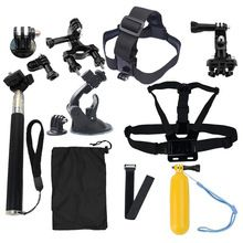 Like and Share if you want this  Gopro Accessories Set Helmet Harness Chest Belt Head Mount Strap Monopod Go pro Hero 4 session 3 3+SJCAM M10 SJ4000     Tag a friend who would love this!     FREE Shipping Worldwide     #ElectronicsStore     Buy one here---> http://www.alielectronicsstore.com/products/gopro-accessories-set-helmet-harness-chest-belt-head-mount-strap-monopod-go-pro-hero-4-session-3-3sjcam-m10-sj4000/