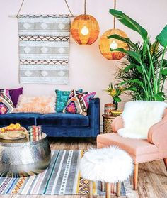 Boho living room decorating ideas beautiful apartment living room decor ideas with style boho chic living Chic Living Room, Home Decor Bedroom, Boho Room, Living Room Decor, Boho Living Room, Home Decor, Apartment Decor, Boho Chic Living Room, Living Decor