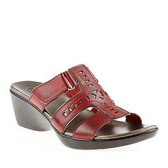 Clark's Ella Celtic Slide Sandals