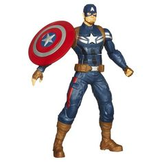 Captain America Shield Throwing 10 Electronic Action Figure ** You can get additional details at the image link.