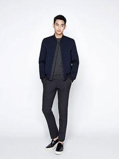 Kim Soo Hyun - For ZIOZIA