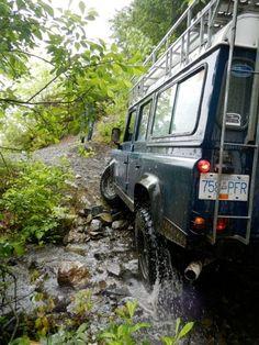 Land Rover car - cute photo
