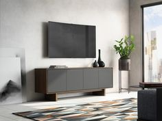 Everyone dreams have their own home entertainment center, this is the largest and most important furniture are usually located in the living room or family room Home Entertainment Centers, Living Room Tv, Home Theater Furniture, Built In Entertainment Center, Tv Furniture, Home Decor, Modern Tv Stand, Tv Console Modern, Tv Stand Decor