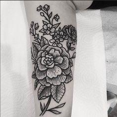 Line art tattoo sketches beautiful 66 Super ideas Line Art Tattoos, Love Tattoos, Beautiful Tattoos, Body Art Tattoos, New Tattoos, Tatoos, Piercing Tattoo, I Tattoo, Traditional Tattoo Flowers