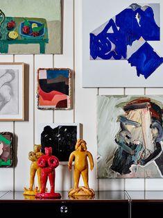 Sandy Bay Residence by Flack Studio - Tasmania, Australia - Video Feature - The Local Project Flack Studio, New Zealand Art, Vogue Living, Create A Family, Art Deco Home, Eclectic Design, Interior Design, Tasmania, Soft Furnishings