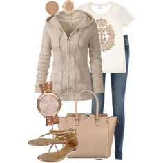 Hoodie, created by ayushfr on Polyvore