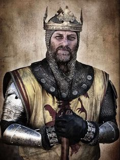 King Robert I (The Bruce), King of Scotland. Portrait by José Vicente García Bellido King Robert, Scotland History, William Wallace, Scottish Independence, Irish Celtic, Picts, Scottish Highlands, My Heritage, England
