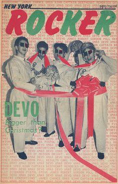 Devo, December 1979