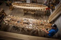 Build your own wooden standup paddle board or surfboard