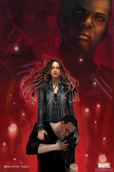 """The fourth piece in Marvel's Agents of S.H.I.E.L.D.: The Art of Level Seven. This piece corresponds to episode 1x21 """"Ragtag."""" 'Agents of SHIELD': Newest art teases Deathlok return   Inside TV   EW.com"""