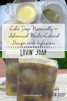 Join Jo & Her Botanical Love: Coloring Soap Naturally | Soap ...