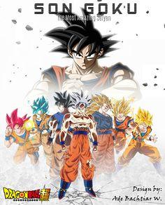 El dios Goku