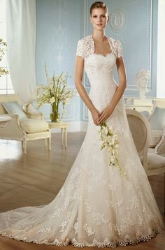 Bonitos vestidos de novias   Colección Patrick Bridal