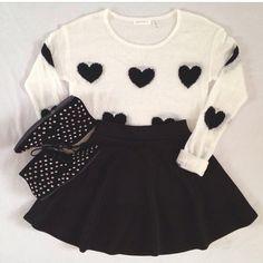 Black and white kinda day