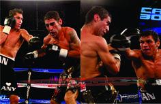 Igualan nuevamente Prieto y Cano tras frenética batalla