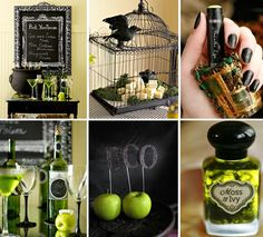 Classy Halloween Wedding | to know which halloween wedding color palette and inspiration wedding ...