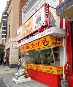 Ben's Chili Bowl, Washington, D.C. - America's Best Hot Dogs