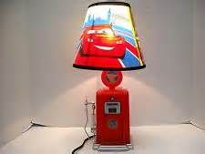 Elegant DISNEY PIXAR CARS II TABLE/DESK LAMP