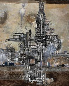 ARCHITECTS TAKE NOTES!!! Devin Gharakhanian. BArch Thesis // The Cathedral of Waste
