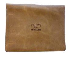 Pochette Enveloppe cuir Card Case, Camel, Ipad, Coding, Wallet, Poster, Vintage Bag, Envelope, Camels
