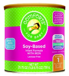 #ComfortsForBaby Soy Formula #infant Lactose Free, Baby Essentials, Infant, Nutrition, Baby, Baby Humor, Child, Infants, Newborns
