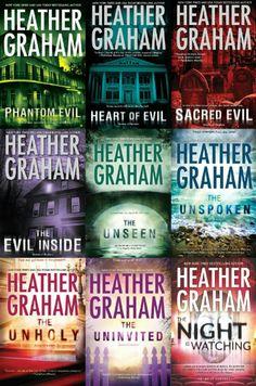 Heather Graham Krewe of Hunters