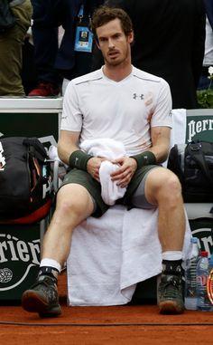 Andy Murray reunites with Ivan Lendl as Wimbledon looms (Yahoo Sports) #iNewsPhoto