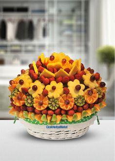 Parti lezzet sepeti ile partileriniz yeni bir trend kazanacak içerisinde lezzetli meyveleri barındıran bu lezzete sevdikleriniz hayran kalacak.Ananas,kivi,çilek,kavun,portakal,üzüm ve elma dilimleri ile hazırlanan bu muhteşem meyve sepeti ile partilerinize renk katın.