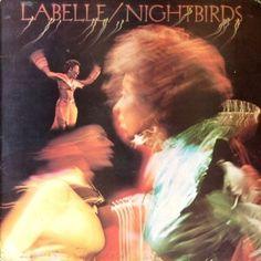 Labelle Nightbirds vinyl LP 1974 release Near Mint condition by pickergreece on Etsy