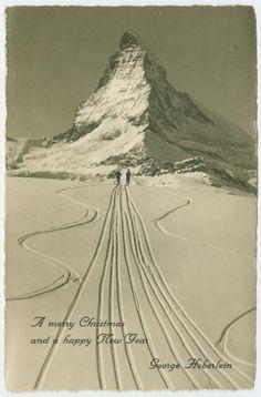 Riffelboden, Matterhorn CH