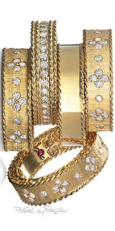 Rosamaria G Frangini TJS High Ethnic Jewellery Regilla ⚜ Roberto Coin Ethnic Jewelry, Luxury Jewelry, Jewelry Art, Gold Jewelry, Fine Jewelry, Jewelry Design, Bangle Bracelets, Bangles, Or Noir