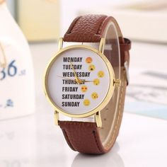 i Brand New Design Emoji Watch