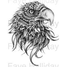 Faye Halliday Art -so detailed! See more at http://fayehalliday.bigcartel.com/
