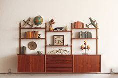 Socially Conveyed via WeLikedThis.co.uk - The UK's Finest Products -   Danish Mid Century Cado System Modular Wall Unit http://welikedthis.co.uk/?p=5029