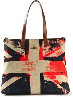 Designer Tote Bags - Designer Bags for Women Union Jack Clothing, British Style, British Punk, Union Flags, British Things, British Invasion, Designer Totes, Cute Bags, Fashion Plates