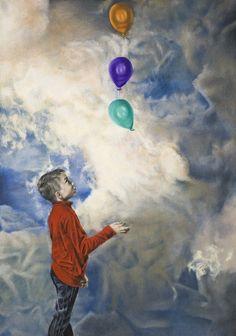 Joanna Viheria - Balloon