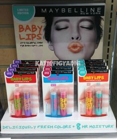 Maybelline Baby Lips Just $.99 At Target! why is it only 99 cents at target but 5.99 at shoppers drug mart????