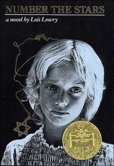 Number the Stars by Lois Lowry. (Historical Fiction list) Find it under jLOW.