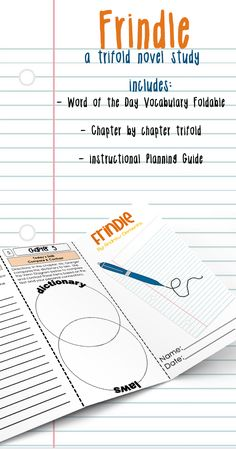 Looking for a Frindle novel study unit that will engage your students in higher level thinking about their reading in book clubs or literature circles? These no prep novel study activities cover the key reading comprehension skills including summary and inference - but they aren't overwhelming to reluctant learners.