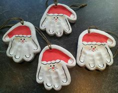 Preschool Christmas Crafts, Christmas Ornament Crafts, Xmas Crafts, Diy And Crafts, Arts And Crafts, Christmas Decorations, Diy Christmas Presents, Merry Christmas And Happy New Year, Christmas Baby