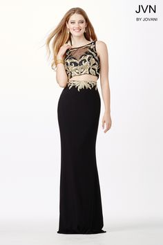 Black and gold will always be a classic combination #JVN 33748