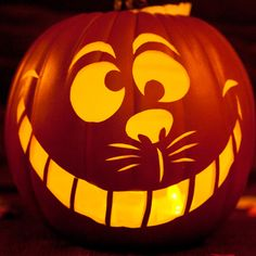 Print these free Disney Pumpkin Carving Templates and have a Disney-fied Halloween!