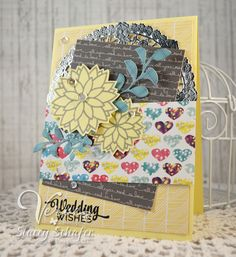 by Stacey Schafer - Verve Stamps Inspiration Gallery