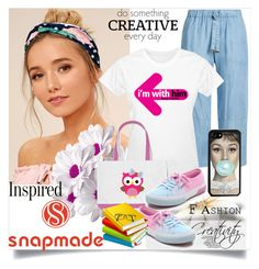 """Snapmade 5/10"" by creativity30 ❤ liked on Polyvore featuring LULUS, Steffen Schraut, Superga and WALL"