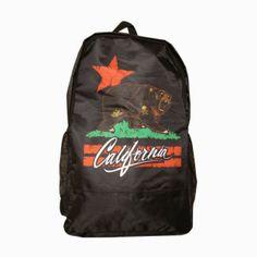 Fatal California Bear Flag Backpack | Bear Flag Museum