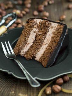 Tort czekoladowo-orzechowy | Dr. Oetker: Blog Kulinarny Pani Tereska