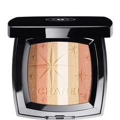CHANEL Lucky Stripes Illuminating Powder #vintage